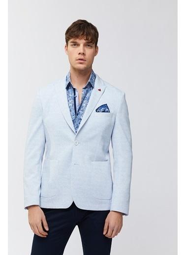 Avva Ceket Mavi